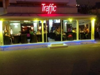 Traffic Cafe Greece
